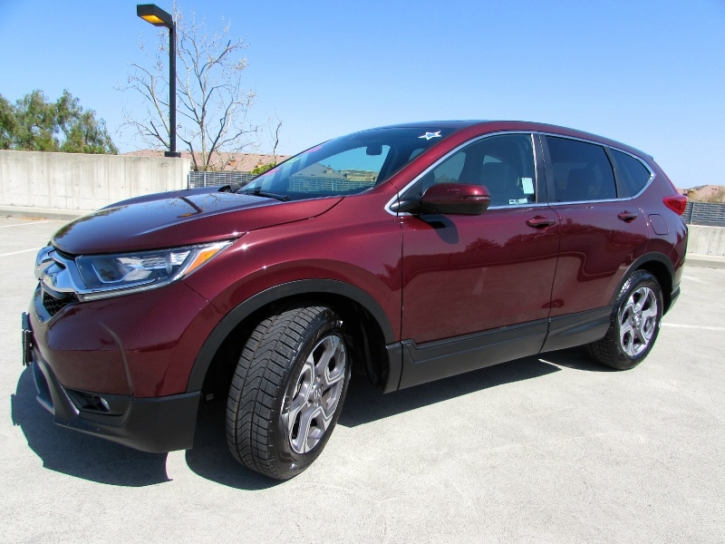 Honda CR-V 2019 price $0