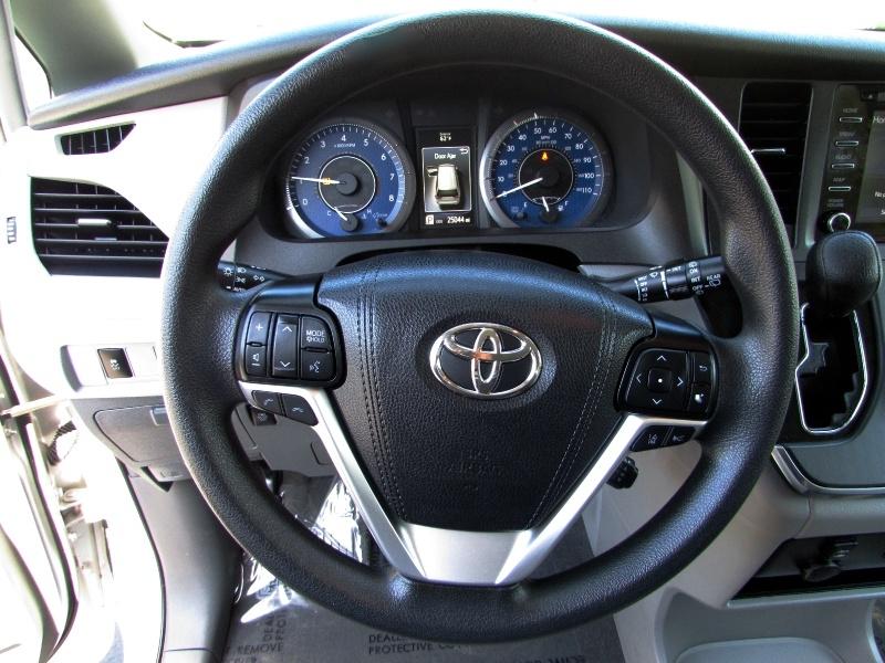 Toyota Sienna 2019 price $0