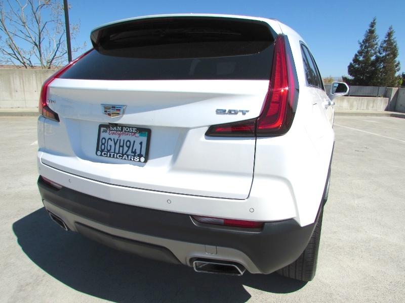 Cadillac XT4 2019 price $0