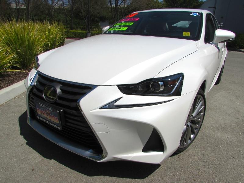 Lexus IS 2018 price $0