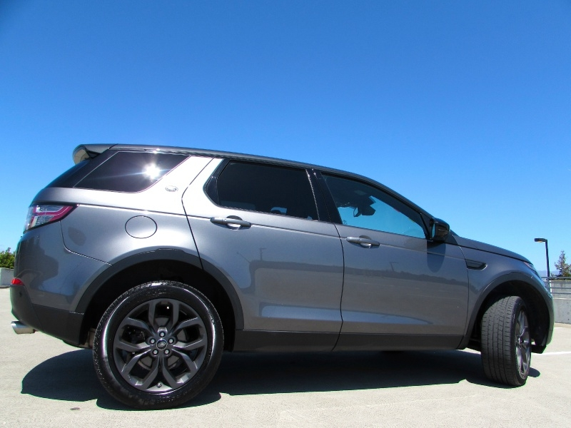 Land Rover Discovery Sport 2019 price $0