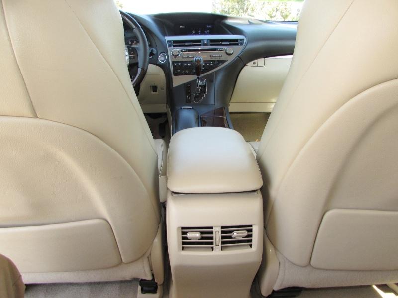 Lexus RX 350 2013 price $0