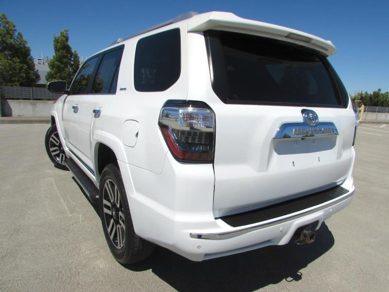 Toyota 4Runner 2015 price $0