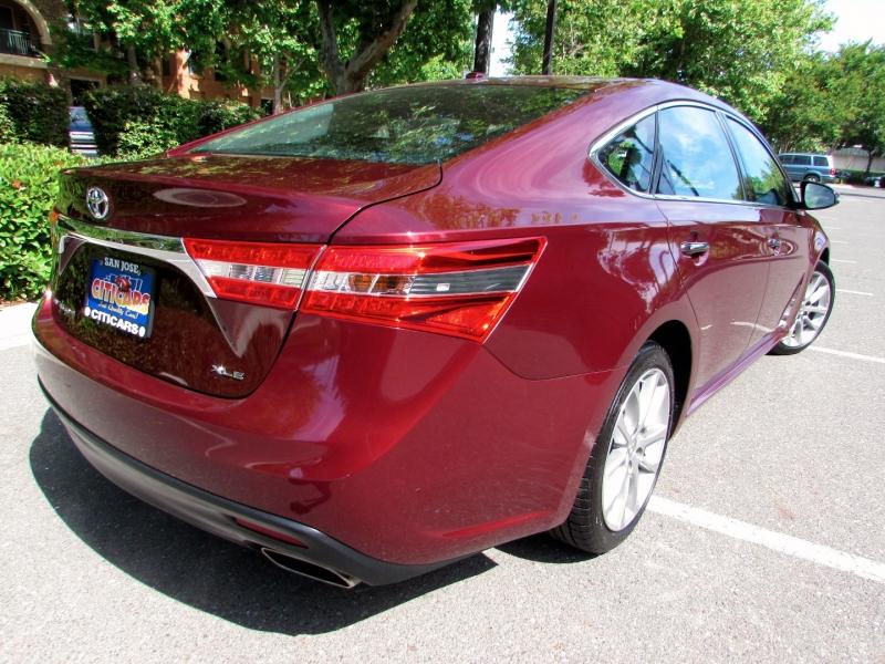 Toyota Avalon 2014 price $0