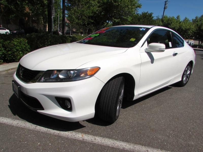 Honda Accord Cpe 2013 price $0