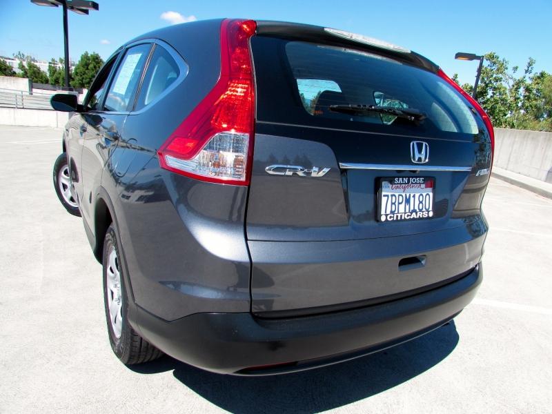 Honda CR-V 2013 price $0