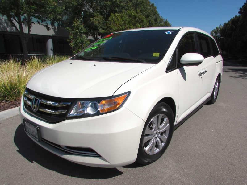 Honda Odyssey 2014 price $0