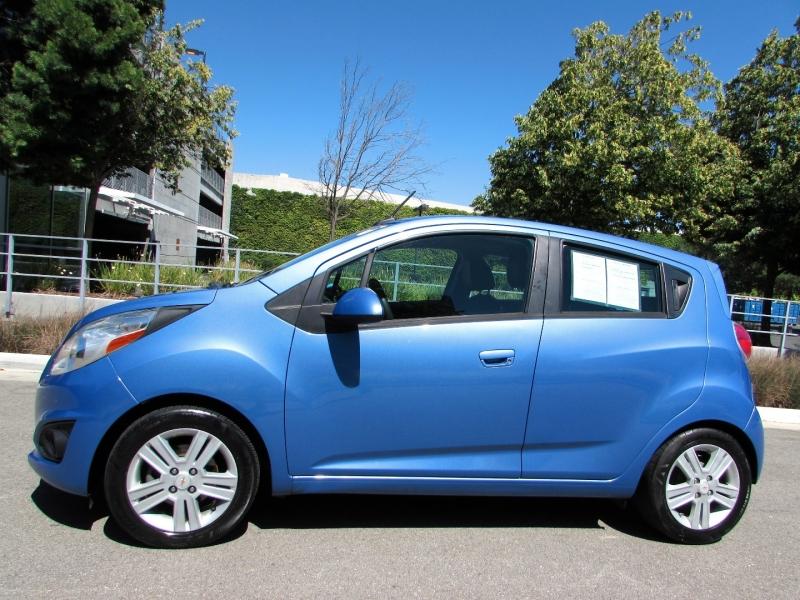 Chevrolet Spark 2013 price $0