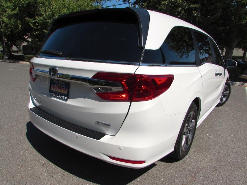 Honda Odyssey 2020 price $0