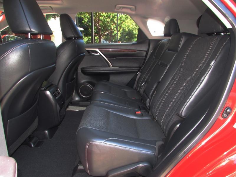 Lexus RX 350 2016 price $0