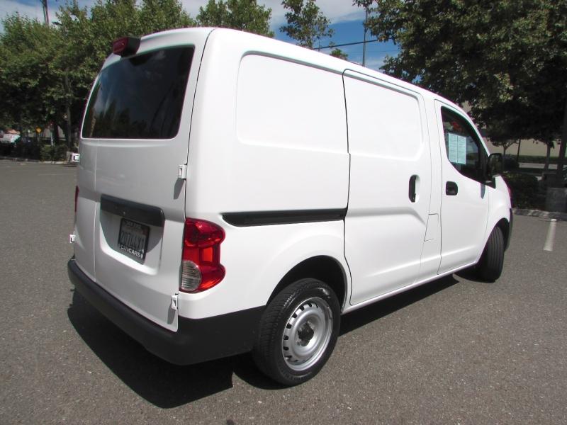 Nissan NV200 2015 price $0