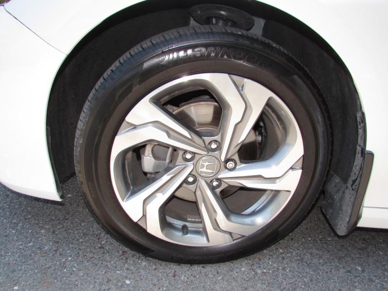 Honda Accord Sedan 2018 price $0