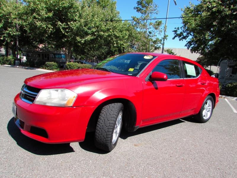 Dodge Avenger 2012 price $0