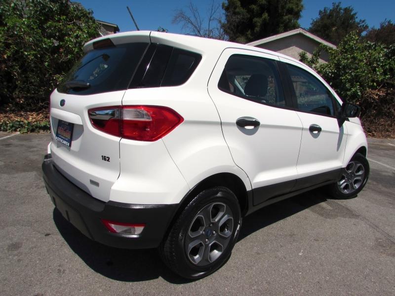 Ford EcoSport 2018 price $0