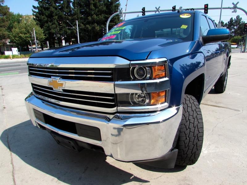Chevrolet Silverado 2500HD 2016 price $0