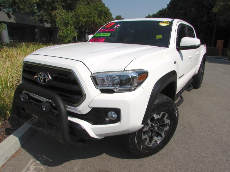 Toyota Tacoma 2017 price $0