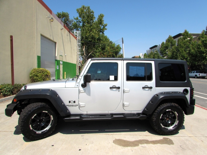 Jeep Wrangler Unlimited 2009 price $0