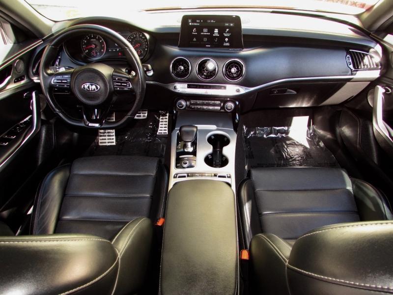 Kia Stinger 2018 price $0