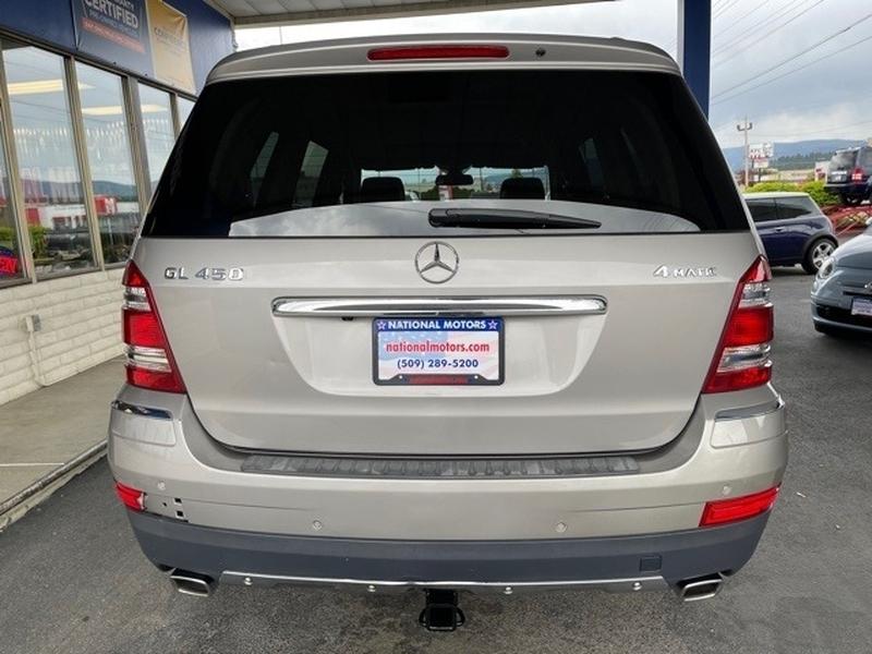 Mercedes-Benz GL450 2008 price $8,995