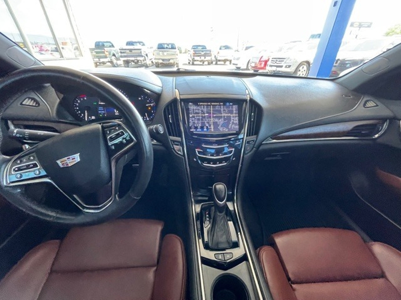 Cadillac ATS Coupe 2015 price $24,995