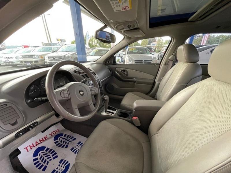 Chevrolet Malibu 2005 price $4,995