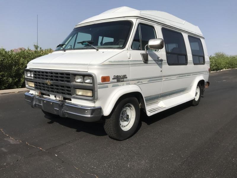 Chevrolet Express Passenger 1992 price $4,000