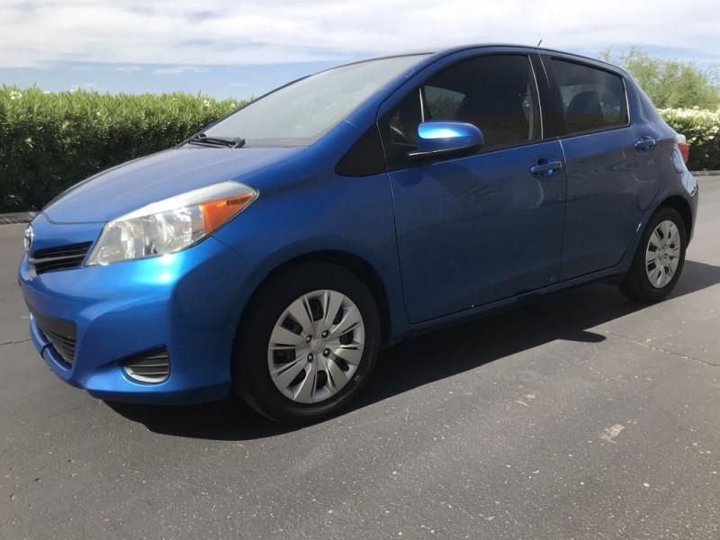 Toyota Yaris 2012 price $7,500
