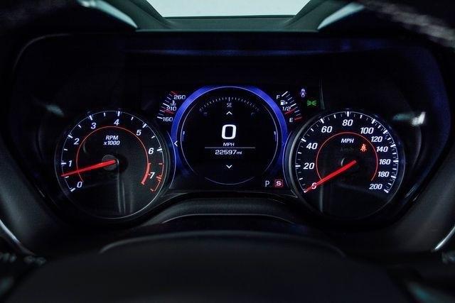 Chevrolet Camaro 2019 price $37,500