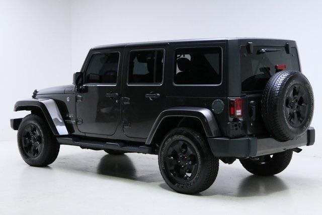 Jeep Wrangler Unlimited 2016 price $28,500