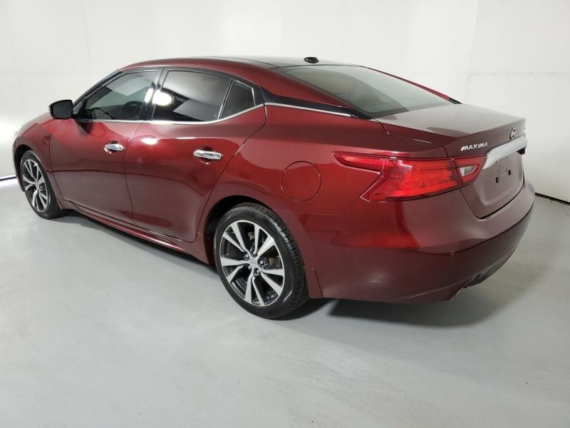 Nissan Maxima 2016 price $17,500
