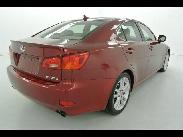 Lexus IS 250 2007 price $17,955