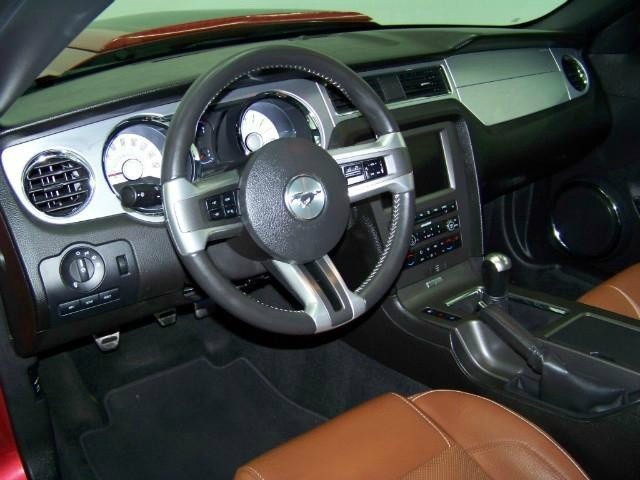 Ford Mustang 2011 price $23,850