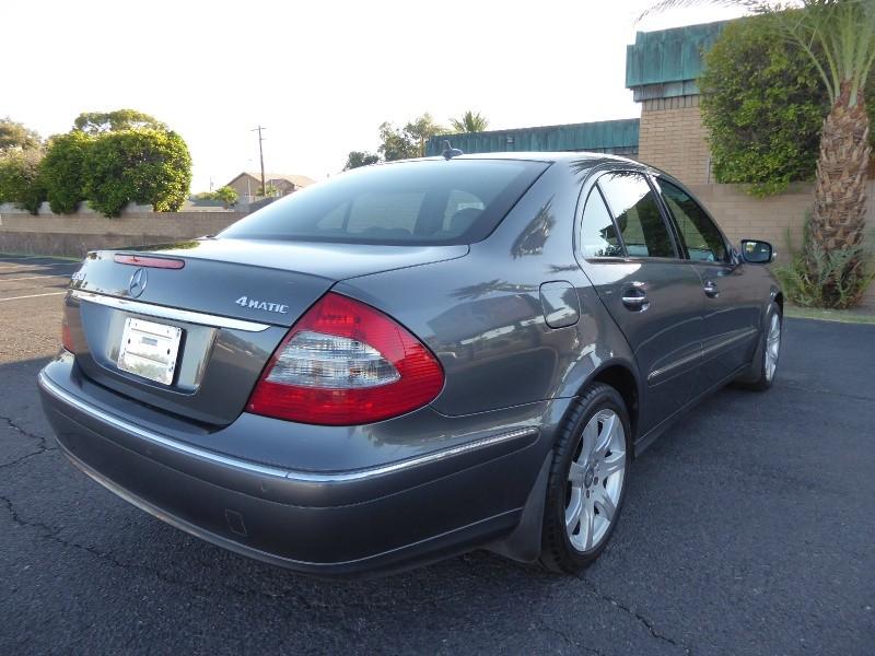 Mercedes-Benz E-Class 2008 price $8,450