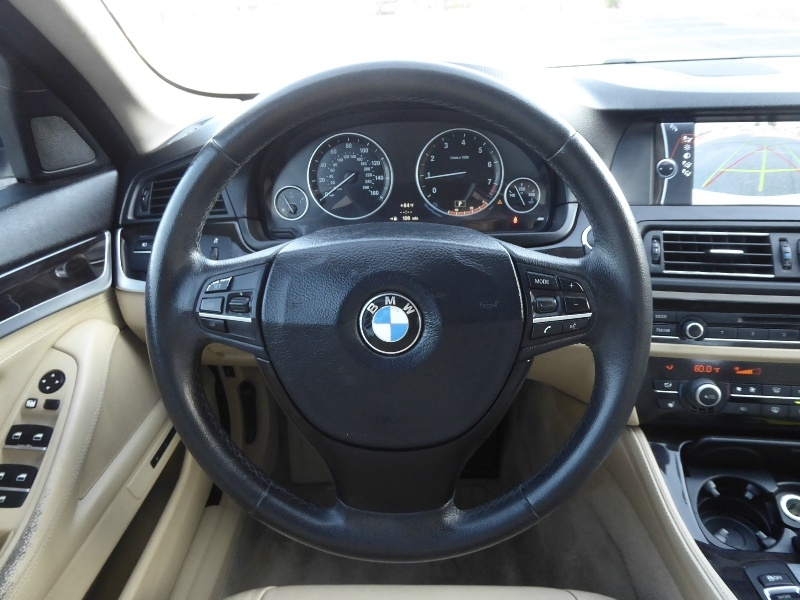 BMW 5-Series 2012 price $9,450