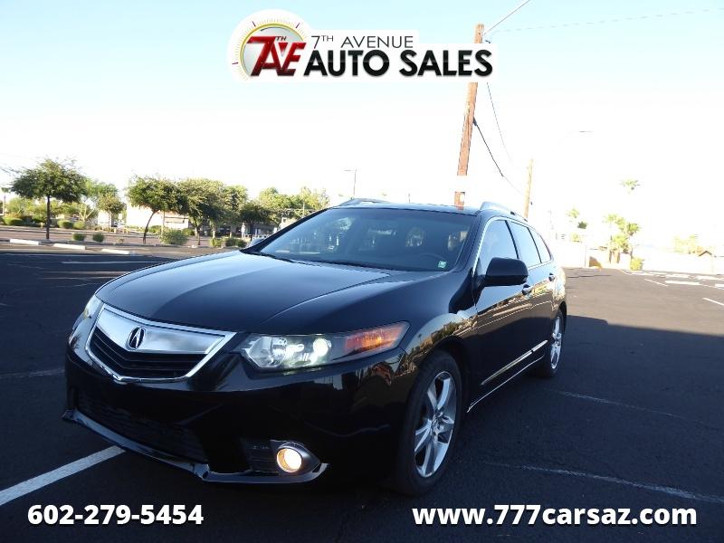 Acura TSX Sport Wagon 2012 price $10,450