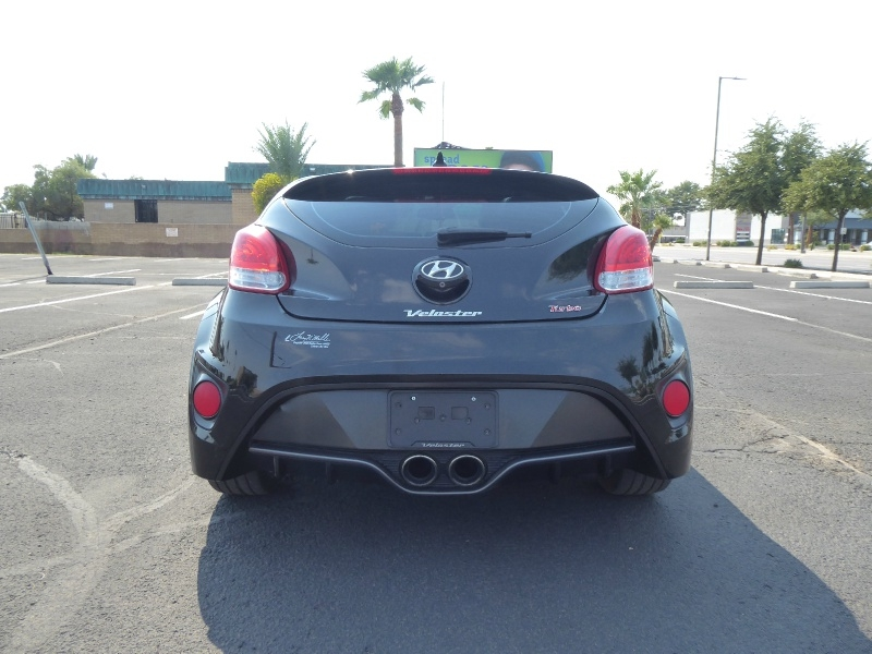 Hyundai Veloster Turbo 2014 price $11,995
