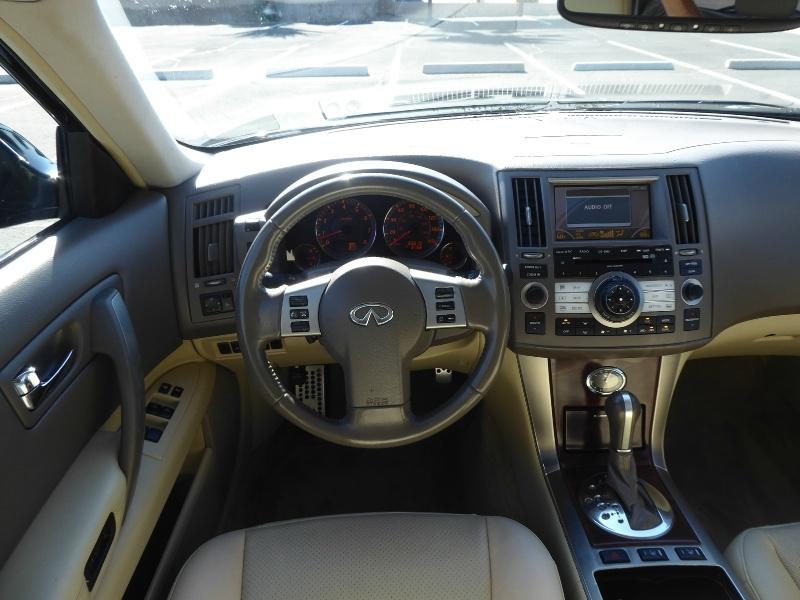 Infiniti FX45 2006 price $10,995
