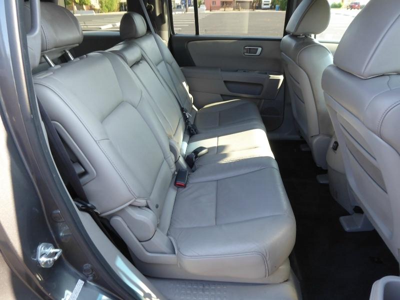 Honda Pilot 2011 price $12,995