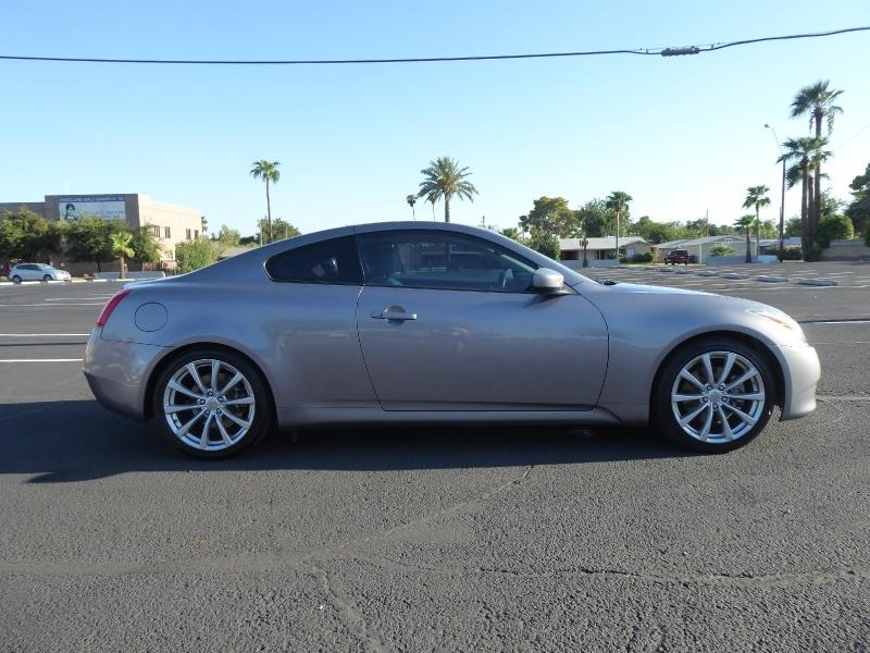 Infiniti G37 Coupe 2008 price $9,995