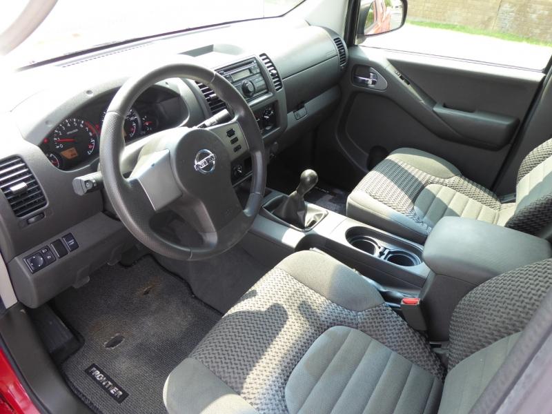 Nissan Frontier 2008 price $10,995