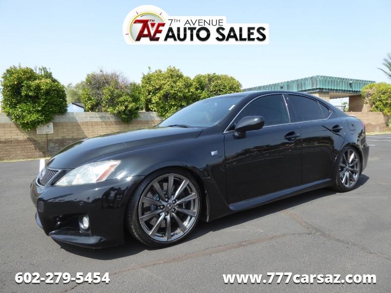 Lexus IS F 2008 price $25,950