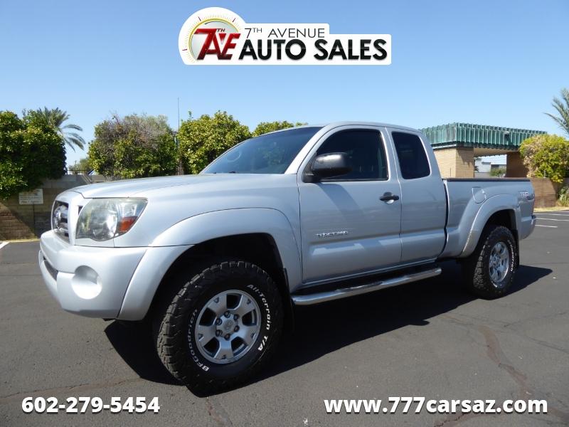 Toyota Tacoma 2005 price $16,950