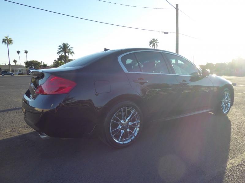 Infiniti G35 Sedan 2008 price $7,995