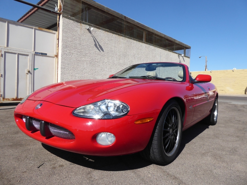 Jaguar XKR 2001 price $15,950
