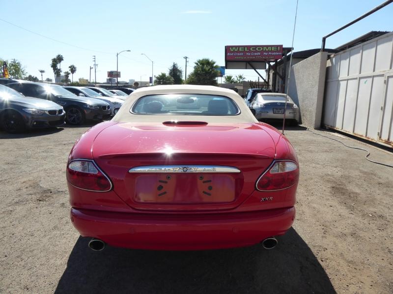 Jaguar XKR 2001 price $14,950