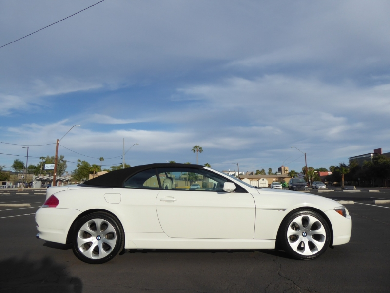 BMW 6-Series 2005 price $10,450