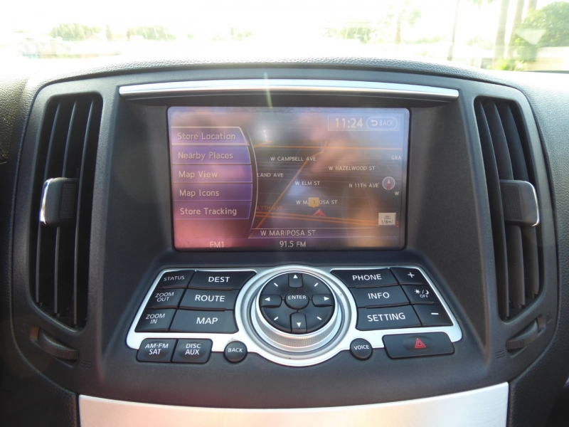 Infiniti Q60 Convertible 2014 price $21,950