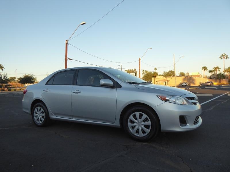 Toyota Corolla 2011 price $8,450