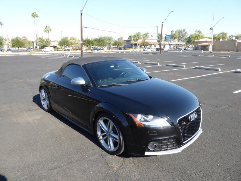 Audi TTS 2009 price $13,450