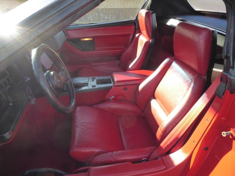 Chevrolet Corvette 1986 price $12,950